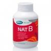 Mega We Care NAT B วิตามินบีรวม 100 แคปซูล ช่วยผ่อนคลายความเครียด สมองปลอดโปร่ง ฉับไว อารมณ์แจ่มใส