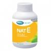 Mega We Care Nat E 400 iu 30 แคปซูล วิตามิน E เข้มข้นและออกฤทธิ์ได้ดี ให้ความชุ่มชื่นชะลอการเสื่อมของเซลล์ ช่วยบำรุงผิวให้เนียนนุ่มชุ่มชื่นและลดริ้วรอยแห่งวัย เหมาะกับผู้ที่มีปัญหาเกี่ยวกับผิวพรรณ