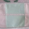 กระเป๋าเครื่องสำอาง Clinique เขียว ชมพู