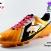 รองเท้าสตั๊ด PAN แพน สีส้มดำ เบอร์ 39-44
