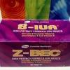 Z-bec 60 Tablets ซีเบคเป็นวิตามิน B-Complex และมีวิตามิน C, B, Folic Acid, และ Zinc