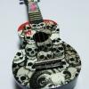 """อูคูเลเล่ Ukulele Mahalo (England) Art skull Maple สาย Clear Soprano 21"""" ฟรีกระเป๋า"""