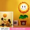 โคมไฟติดผนัง3มิติ3D_Sunflower