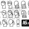 วิธีใช้ผ้าบัฟ สไตล์ HeadwearHub
