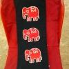 (สินค้าสั่งทำ)ผ้าลายช้างเล็ก ตัวละ 60 บาท นำไปตัดเย็บกระเป๋า เสื้อผ้า หรือใส่กรอบโชว์