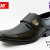 รองเท้าคัทชู Baoji บาโอจิ รหัส BJ3388 สีดำ เบอร์ 41-45