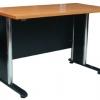 """โต๊ะทำงานโล่ง 120 CM """"เมลามีน"""""""