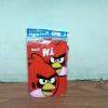 ซองใส่โทรศัพท์ angry bird สีแดง