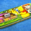 กล่องดินสอ Pooh พร้อมอุปกรณ์ครบชุด