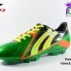 รองเท้าสตั๊ด PAN แพน สีเขียวส้ม เบอร์39-44