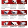 กล้องวงจรปิด CCTV (IR Camera)