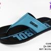 รองเท้าแตะGambol PU แกมโบล พียู รหัส GM31052 สีฟ้าดำ เบอร์ 39-43