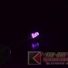 LED 3mm หลอดใส สีชมพู (50pcs)