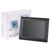 "CM099 DIGITAL PHOTO FRAME PF8020 (SPK) B ""DTECH"" 800 x 600 * 250 cd/m2"