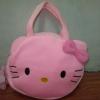 กระเป๋าถือได้สะพายได้ คิตตี้ สีชมพู น่ารักๆๆ
