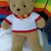 งานสกรีนเสื้อตุ๊กตาหมี