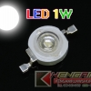 LED 1W สีขาว 100-110LM