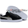 Puma The Suede - Black (40-45)