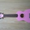 อูคูเลเลเล่ Ukulele รุ่น Color Pink Soprano
