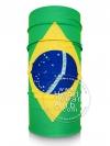 ผ้าบัฟ ผ้าโพกหัว TB877 ลายธงชาติบราซิล