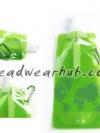 ถุงใส่น้ำพกพา Vapur 480 ml. : สีเขียว