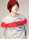 หมวกไหมพรม - Red