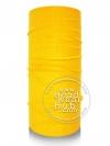 ผ้าโพกหัว ผ้าบัฟ ผ้าคาดผม TB1108 สีเหลือง Golden Yellow