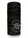 ผ้าบัฟ ผ้าโพกหัว Digital Black TB734