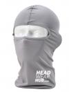 หมวกโม่ง รุ่น NINJA - Grey สีเทาอ่อน