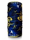 ผ้าบัฟ ลายกังฟู Kungfu TB557