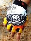 ถุงมือ MT08 - Yellow Skull - Free size