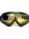 แว่นตากันลม กันฝุ่น กันยูวี - Yellow
