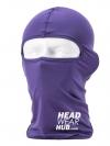 หมวกโม่ง รุ่น NINJA - Purple ม่วง