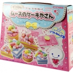 Fuwa Fuwa Mousse Paper Clay : ชุดทำเค้ก !!!ทานไม่ได้!!!