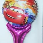 บอลลูนเป่าลม ลายการ์ตูน Cars / Item No. TL-M008