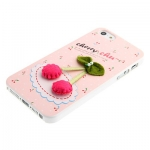 Sweet iPhone5 Case_Cherry