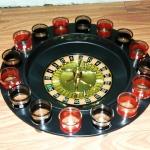 รูเล็ต Lucky Shot Drinking Game (ซื้อ 3 ชิ้น ราคา ส่ง 450 บาท)