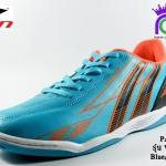 รองเท้าฟุตซอล PAN แพน รุ่น VYRUS 3 สีฟ้าส้ม เบอร์ 39-43