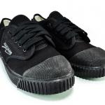 รองเท้าผ้าใบ Nanyang นันยาง ดำ เบอร์ 37-42