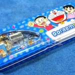 กล่องดินสอ Doraemon พร้อมอุปกรณ์ครบชุด