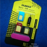 Nano-SIM Adapter เปลี่ยนขนาดซิมการ์ด