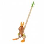 ของเล่นไม้ ของเล่นเด็ก ของเล่นเสริมพัฒนาการ Dancing Bunny กระต่ายเต้นรำ (ส่งฟรี)