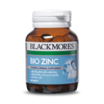 Blackmores Bio Zinc 90 แคปซูล ช่วยปรับสมดุลย์ความมัน บนใบหน้าจากภายในร่างกาย ยับยั้งอาการอักเสบของสิว ขนาดพี่โดมยังทาน