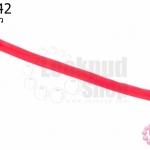 ซิปล็อค TW สีแดง 14นิ้ว(1เส้น)