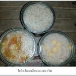 อาหารกระป๋องเปลือยขนาด 160 กรัม รสไก่ฉีกในเจลลี่แพค 12-48 กป.