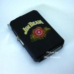 กล่องบุหรี่พร้อมไฟแช็ค แบบ ไฮเท็ค Jim Beam