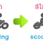 จักรยานเด็กฝึกการทรงตัว