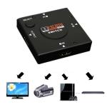 กล่องรวมสัญญาณ HDMI Switcher & Hub เป็นอุปกรณ์สำหรับเขื่อมต่อแหล่งสัญญาณ HDMI หลายชนิด เช่น เครื่องเล่น DVD Player, Game Console, HTPC, Hi-Def Player เข้าสู่มอนิเตอร์