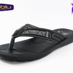 รองเท้าเพื่อสุขภาพ DEBLU เดอบลู รุ่น M7309 สีดำ เบอร์ 39-44