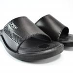 รองเท้าแตะหนัง ADDA 7Q13 สีดำ 44-45